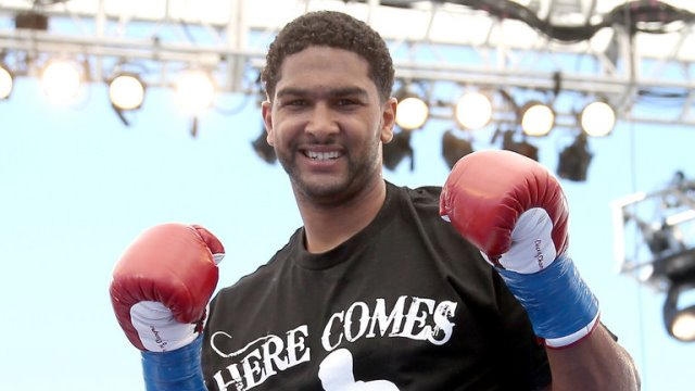 Breazeale keen on Joshua rematch