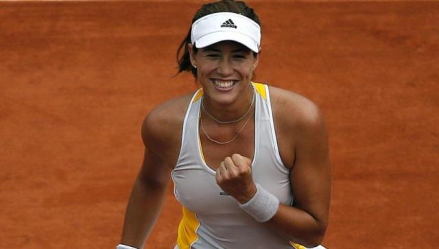 Muguruza Takes Positives From Cincinnati Exit