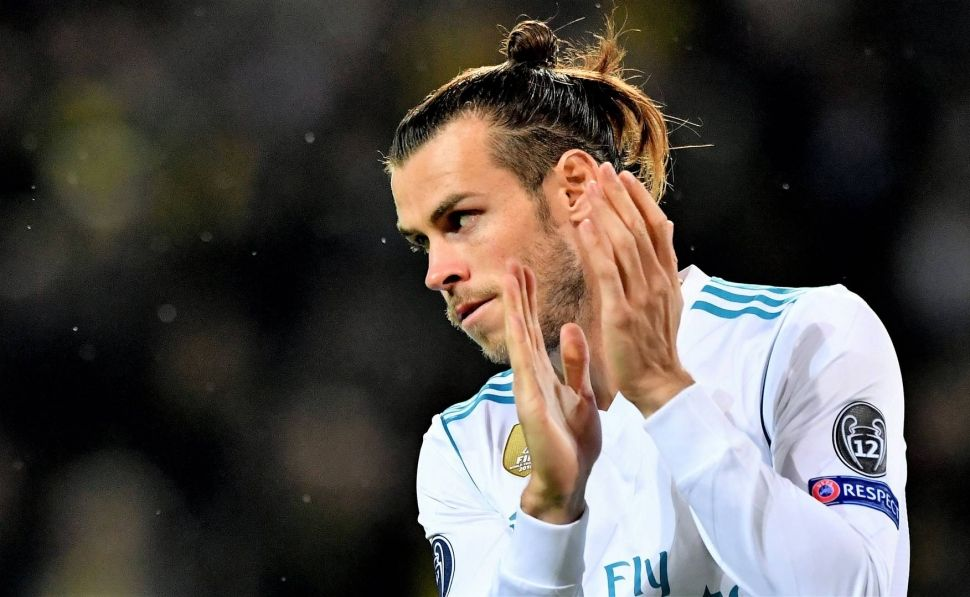 Bale 'Loved' At Real