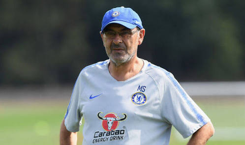 Chelsea Boss Sarri Confident Of Willian Stay, Targets First Trophy In Community Shield Clash