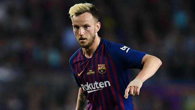 Rakitic Declares New Contract Intention