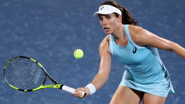 Konta In A Better Place For US Open Bid