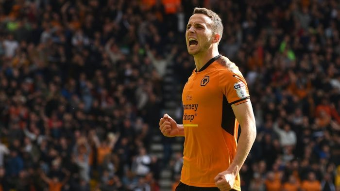 Jota Urges Wolves To Relax