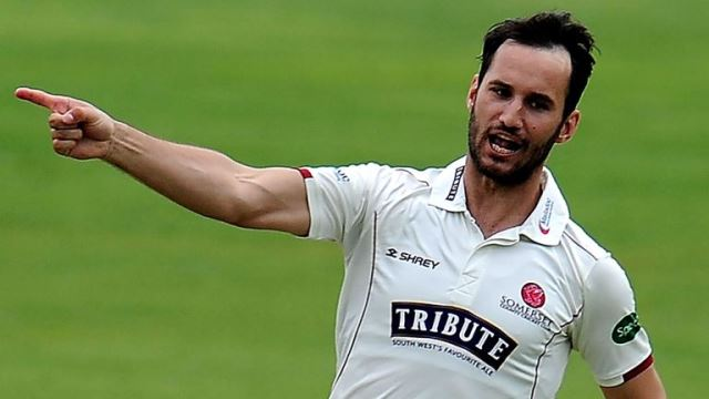 Gregory Stars As Somerset Down Notts