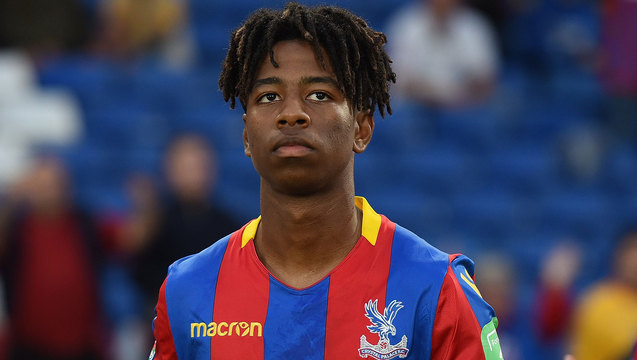 Palace Youngster Leaves On Loan