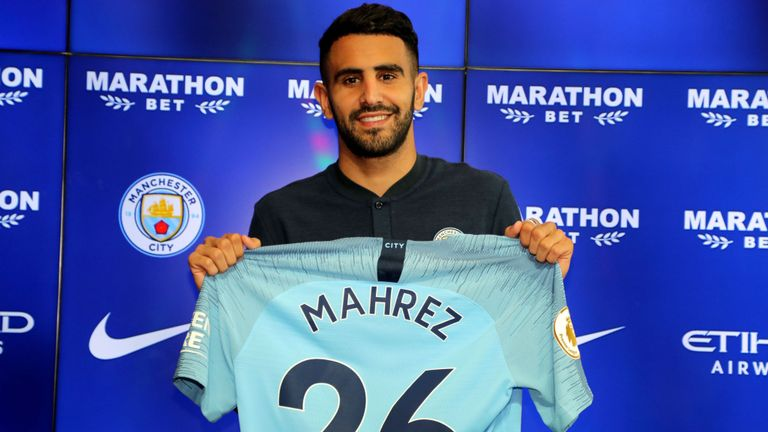 Too Expensive To Replace Mahrez – Puel