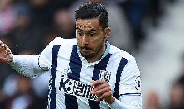 Chadli Excited By Monaco Switch
