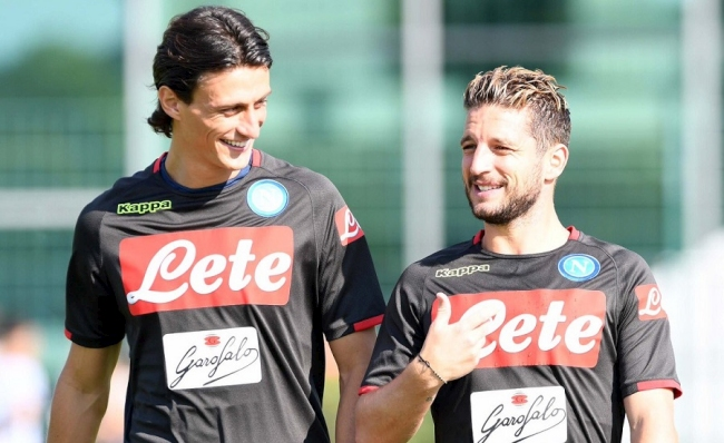 Parma Close On Napoli Duo