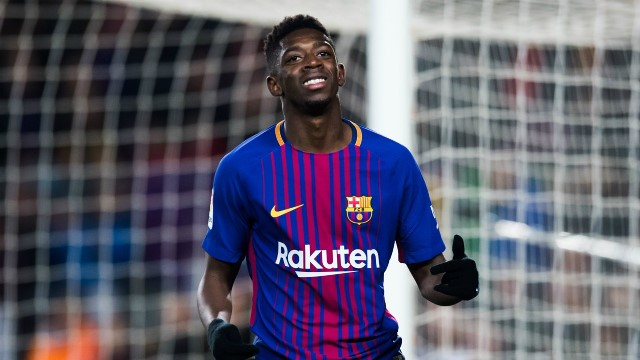 Dembele Future Doubt At Barca