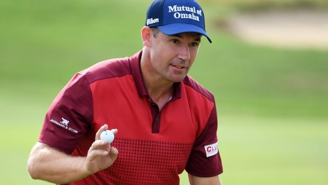 Harrington Ready For Dutch Challenge