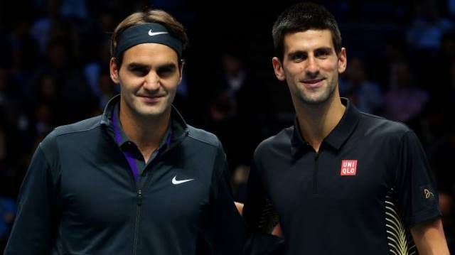 Federer Expecting More From Djokovic