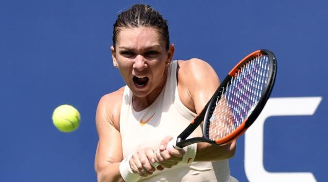 Halep A First-Round Casualty