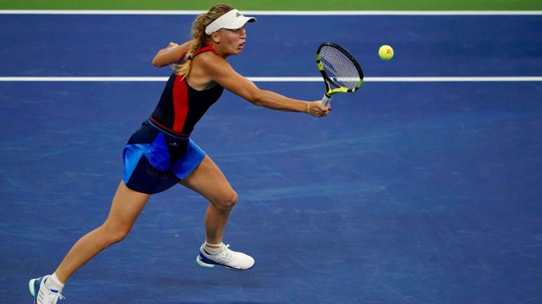 US Open: Ousted Wozniacki Vows To Regroup 100%