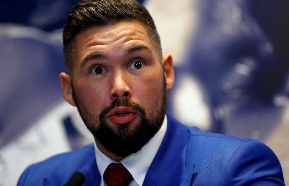 Bellew Expecting To secure Usyk Fight