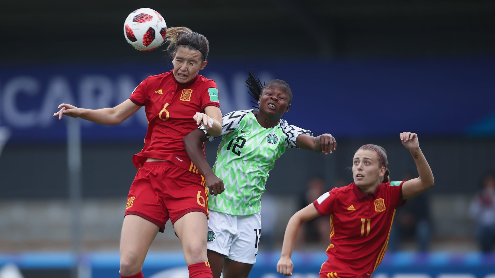 FIFA U-20 WW/Cup: Spain Eliminate Gallant Falconets To Reach Semis