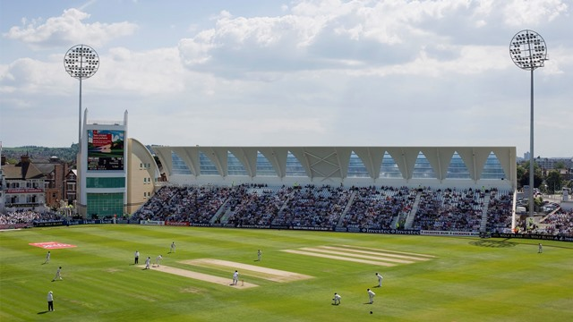 Trent Bridge To Host 100-Ball Pilot Games