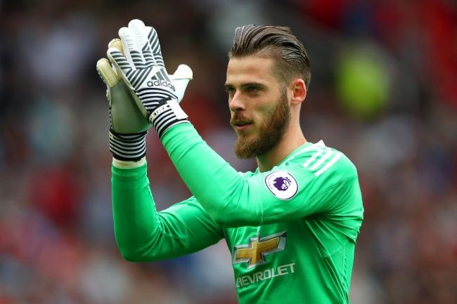 United Optimistic Over Keeper Deal