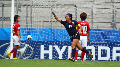 U-20 WWCup: Germany Pip China 2-0 To Book Quarter-Final Spot