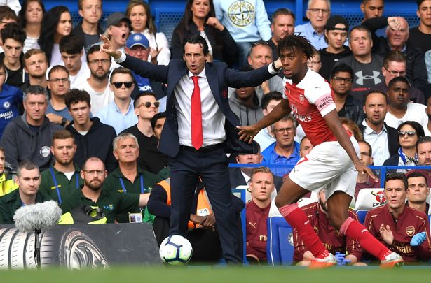 Emery Wants More Iwobi's One-On-One Trickeries; More Goals, Assists For Arsenal