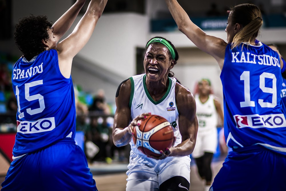 FIBA WWC: Rampant D'Tigress Send Greece Packing, Face USA In Q-Finals
