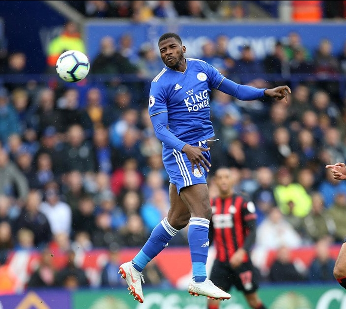 Iheanacho Happy To See Leicester End Barren Run With Win Vs Huddersfield