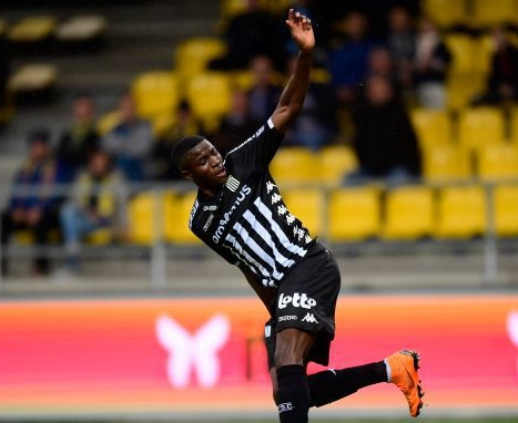 Mazzu Hopes Osimhen Will 'Continue To Explode' For Charleroi