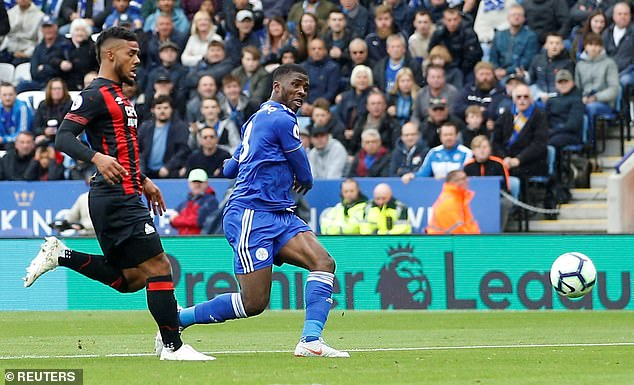 Leicester City, NFF, Eagles Stars Celebrate Iheanacho At 22