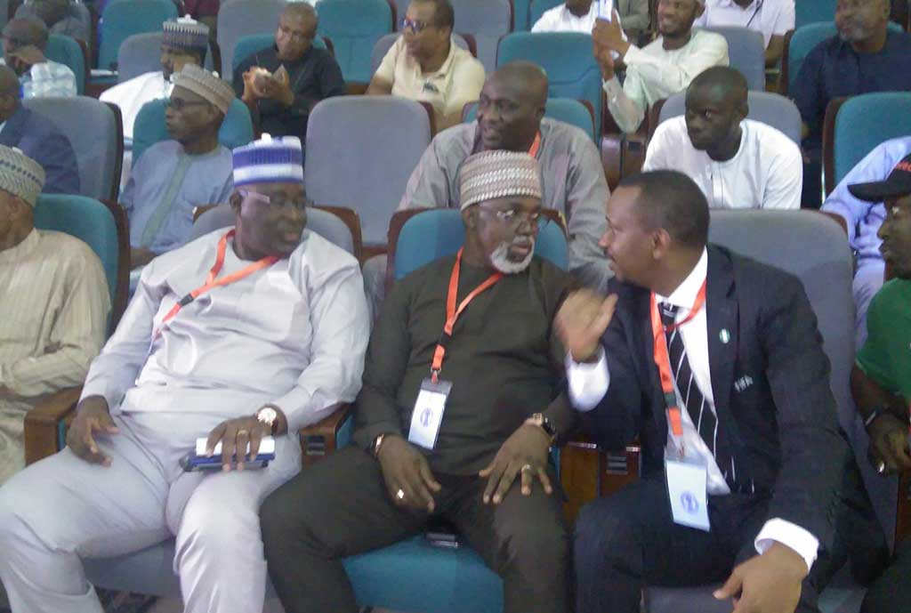Pinnick Makes History As First Re-elected NFF President, Bags Landslide Victory