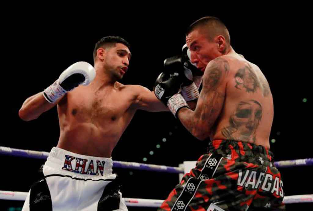Khan Sets Sights On Pacquiao