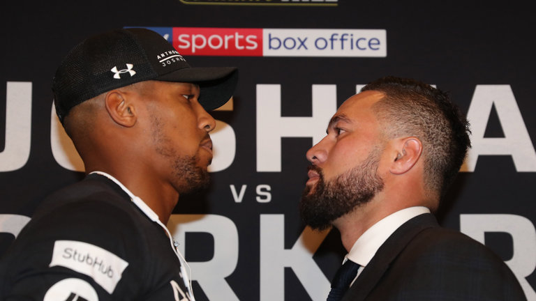 Parker Retains AJ Rematch Hopes