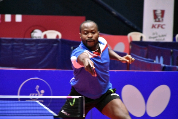 Aruna Targets All African Games Title After ITTF African Championships Conquest