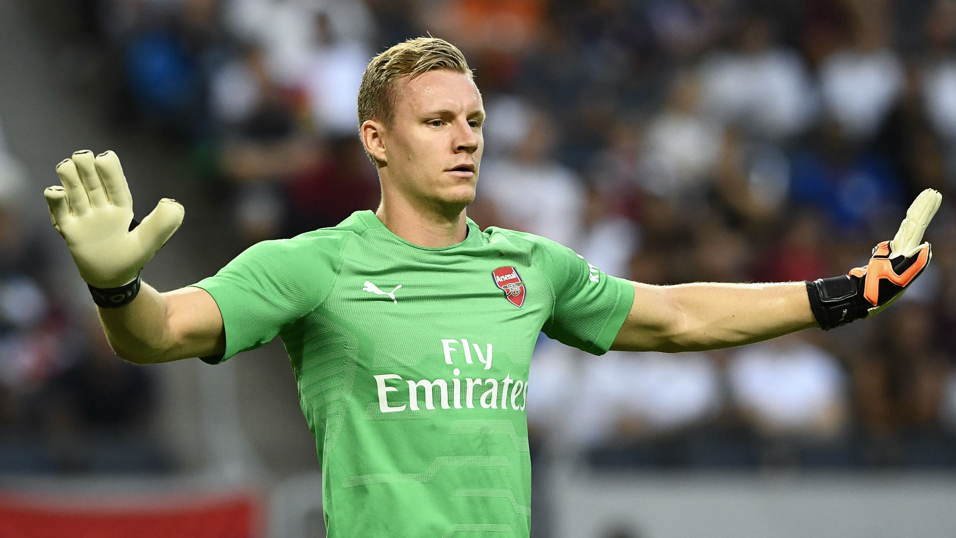 Leno Set For Gunners Debut