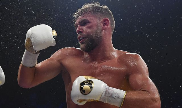 I'm A Clean Athlete – Saunders