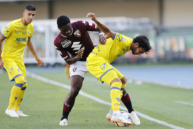 Aina Revels In Torino's Away Win Vs Chievo Verona