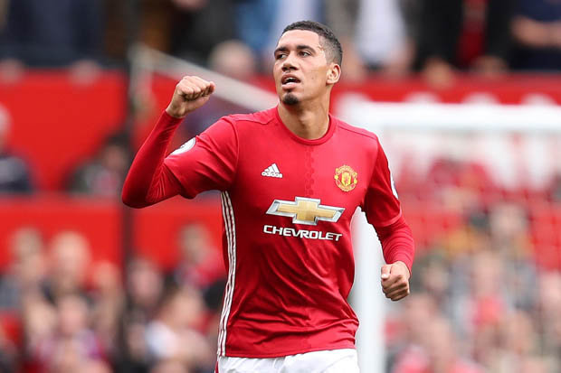 Smalling Pens Reds Deal