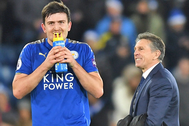 Puel Makes Maguire Rest Admission