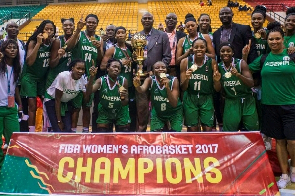 Cecilia Okoye:  D'Tigress Can Shock The World At 2018 FIBA Women's World Cup