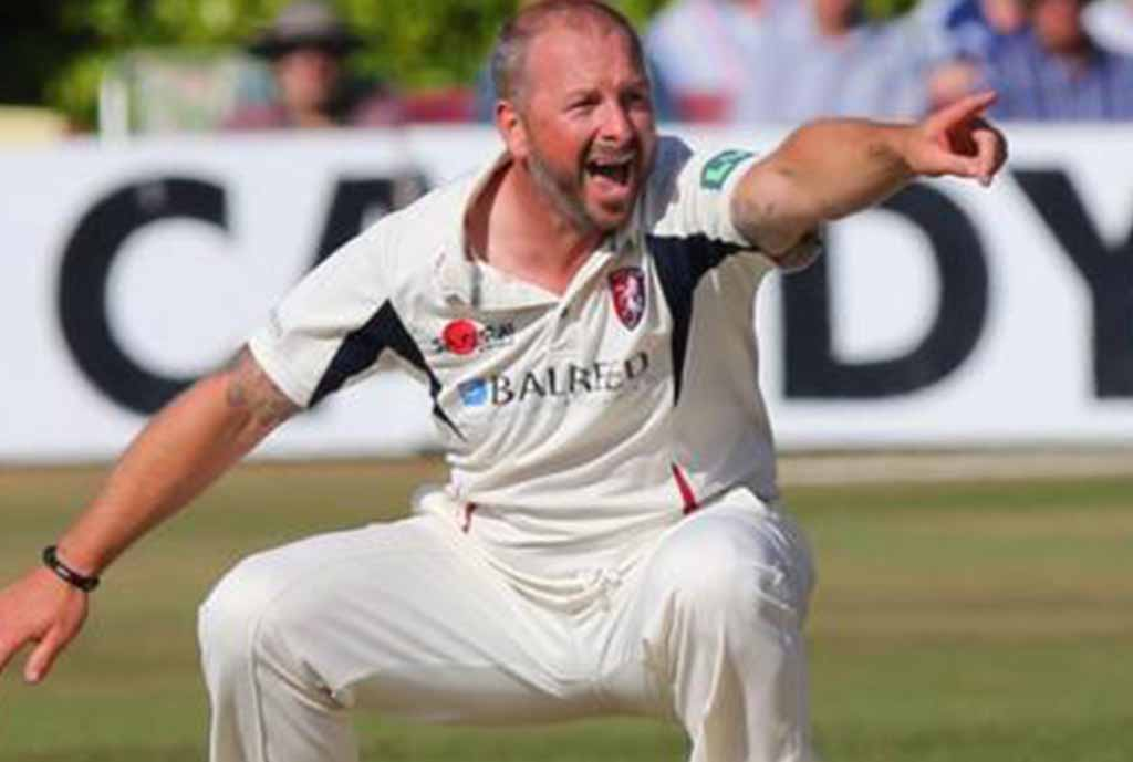 Kent Veteran Extends Stay