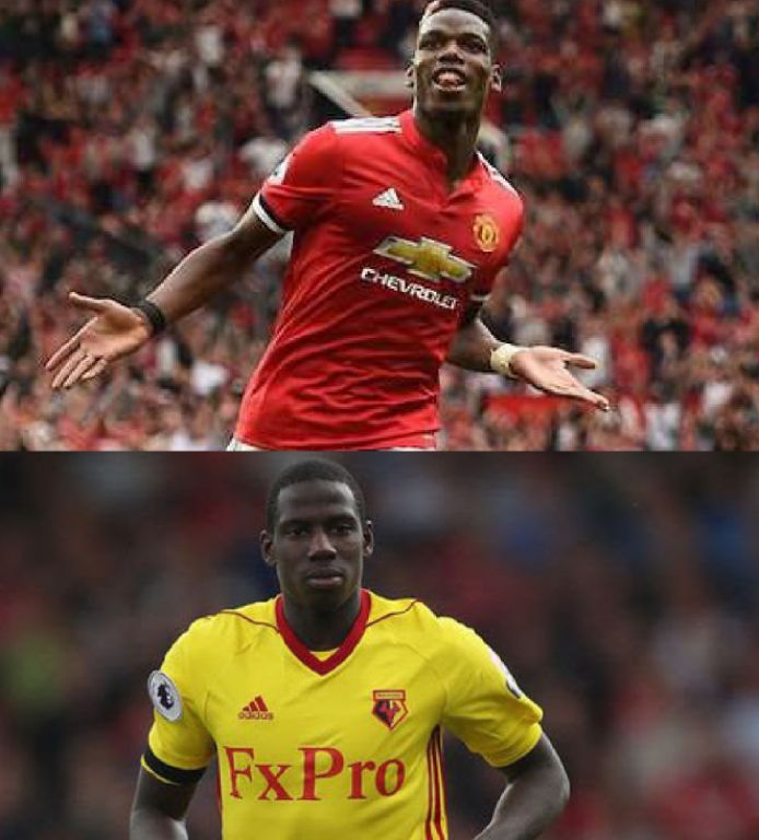 Watford Midfielder, Doucoure: Pogba's Kind Of Show-Off Good For Football