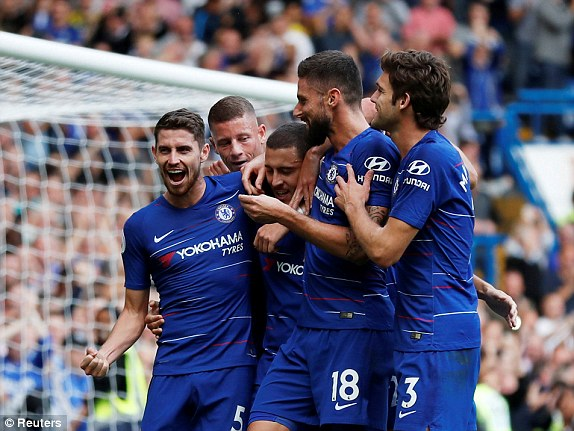 Moses, Iwobi Missing As Chelsea, Arsenal Win In EPL; Iheanacho Makes Assist In Leicester's Loss