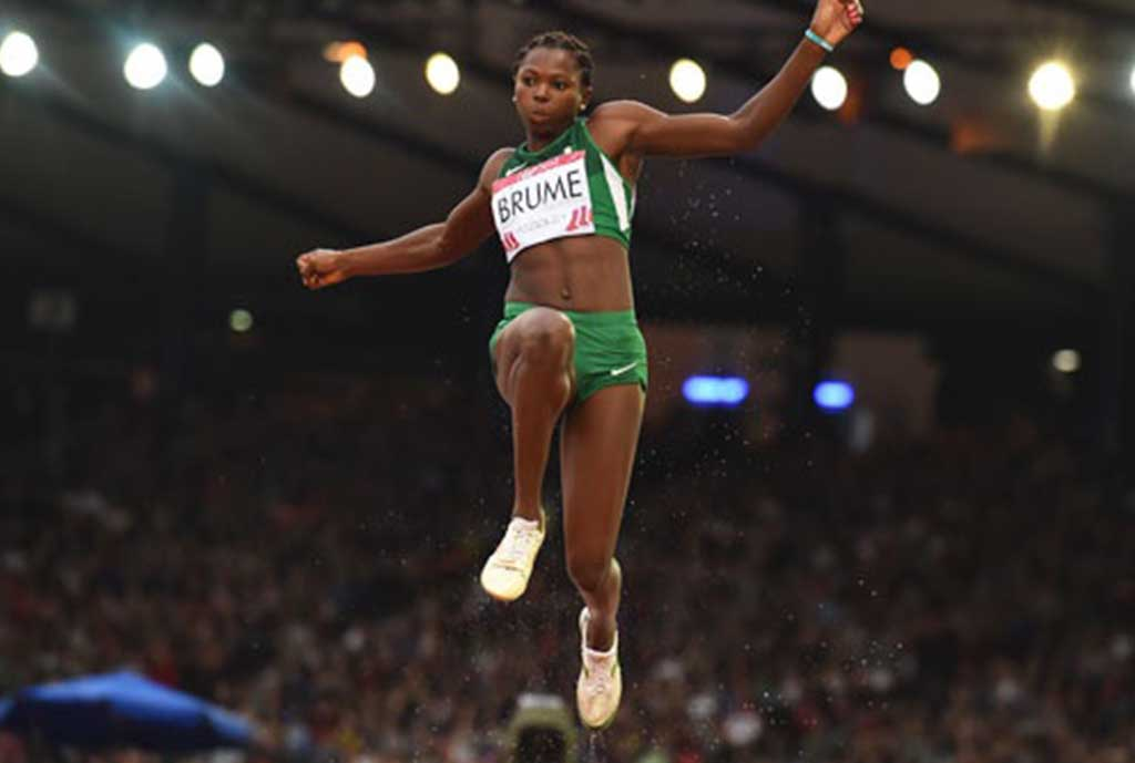 IAAF Continental Cup: Brume Targets Africa's First Long jump Title