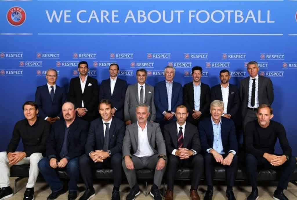 Europe's Top Coaches Want Away Goal Rule Scrapped, Uniform Transfer Windows Adopted