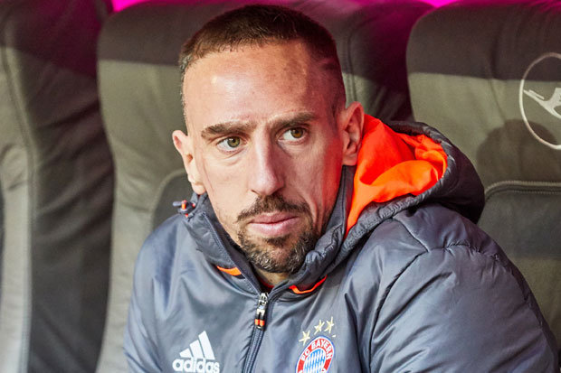 Ribery Admits Options Open