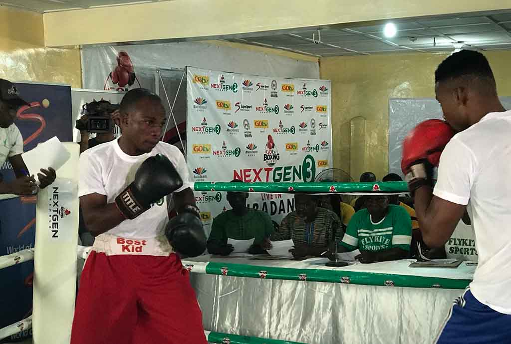 GOtv Boxing NextGen Search 4 To Hold In Abeokuta