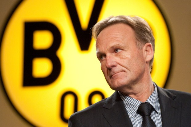 Watzke Slams Media Over Gotze Treatment
