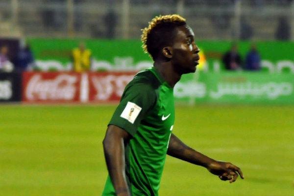 Onyekuru Happy To Score First Super Eagles Goal Vs Liberia