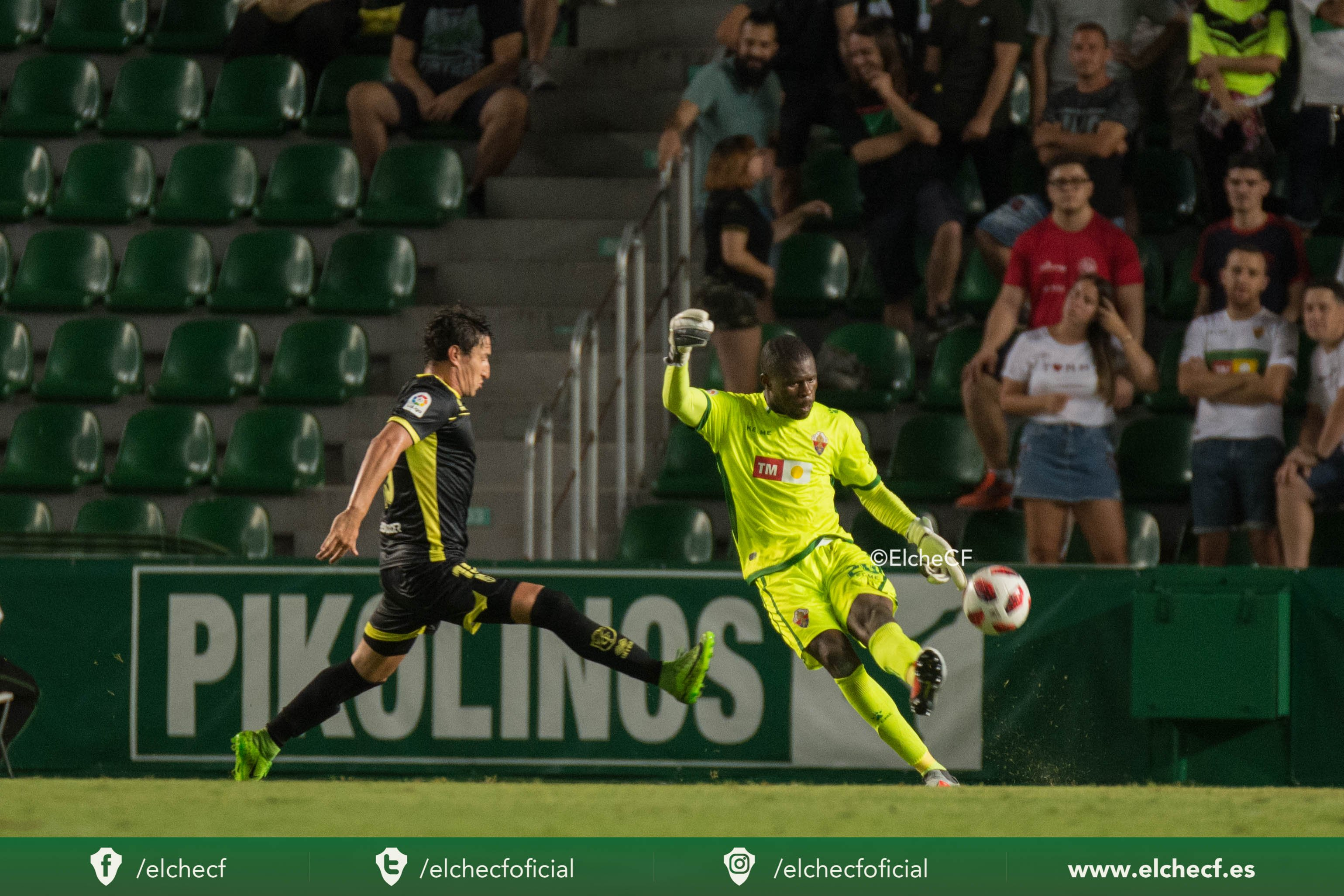Uzoho Benched Again As Elche Bag Away Draw Vs Real Oviedo