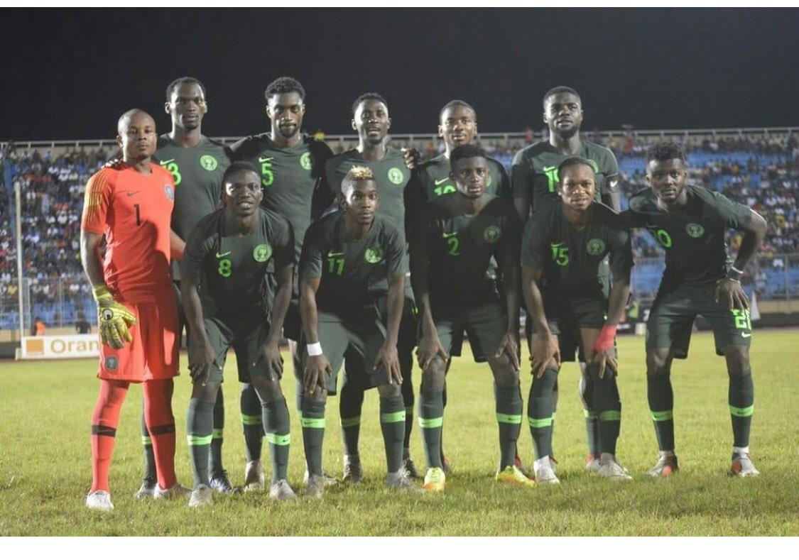FIFA World Ranking: Eagles Move Up One Spot, Now 48th; 5th In Africa