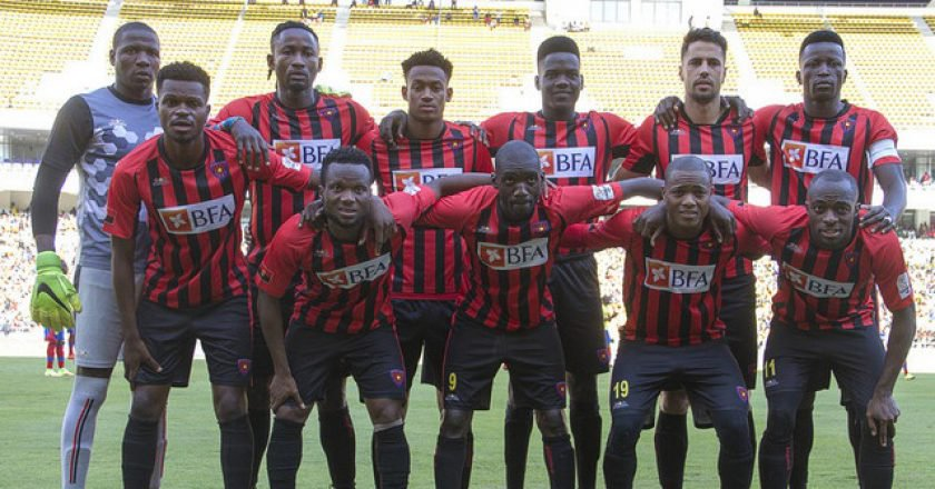 CAFCL: Akinfenwa, Anifowoshe Help D'Agosto Past Mazembe, Reach Semis