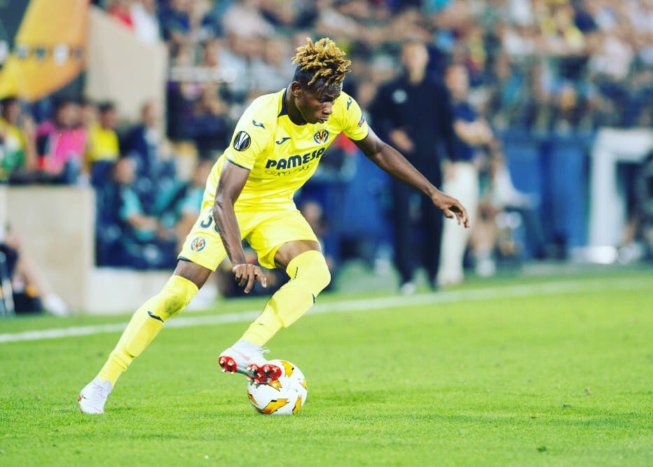 Villarreal Coach Calleja Tips Chukwueze For Greatness